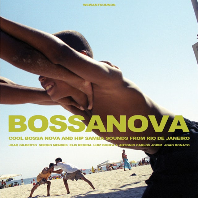 Bossanova: Cool Bossa Nova & Hip Samba / Various CD