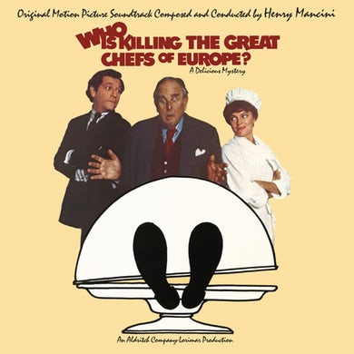 Henry Mancini WHO IS KILLING THE GREAT CHEFS OF EUROPE / Original Soundtrack CD