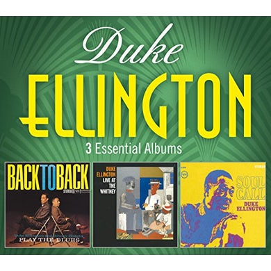 Duke Ellington 3 ESSENTIAL ALBUMS CD