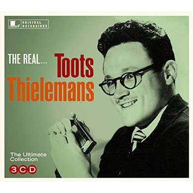 REAL TOOTS THIELEMANS CD