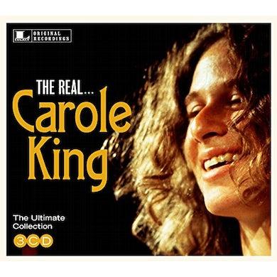 REAL CAROLE KING CD