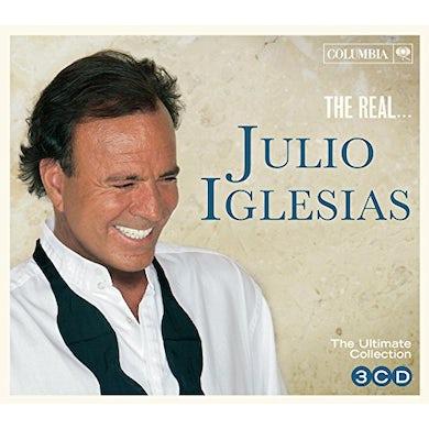 REAL JULIO IGLESIAS CD