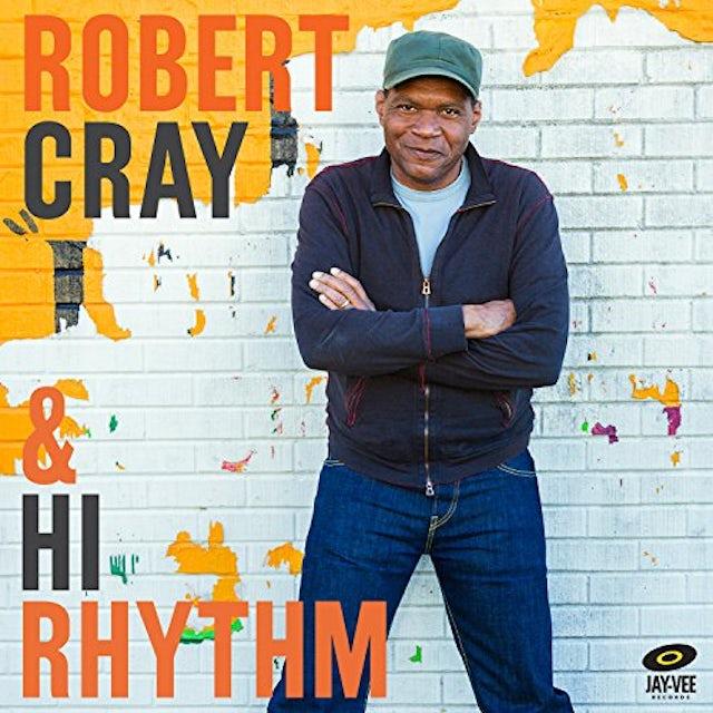 Robert Cray / Hi Rhythm ROBERT CRAY & HI RHYTHM Vinyl Record