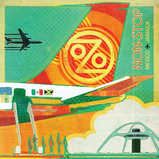 Ozomatli NON-STOP: MEXICO TO JAMAICA CD