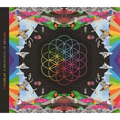 Coldplay HEAD FULL OF DREAMS (JAPANESE TOUR EDITION) CD