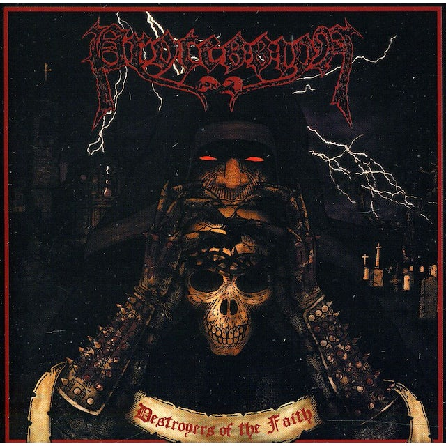 Procession DESTROYERS OF THE FAITH CD