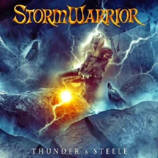 Stormwarrior THUNDER & STEELE CD