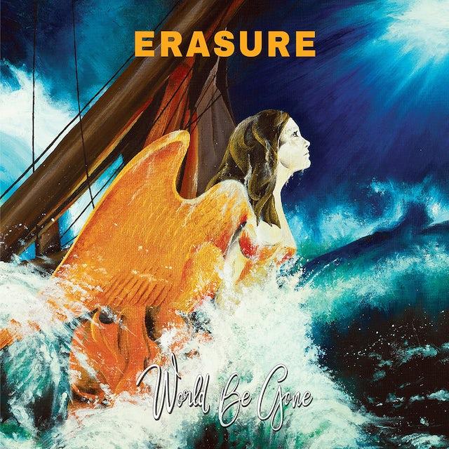 Erasure WORLD BE GONE CD