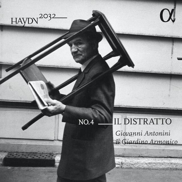 Haydn / Armonico / Antonini HAYDN2032: IL DISTRATTO CD