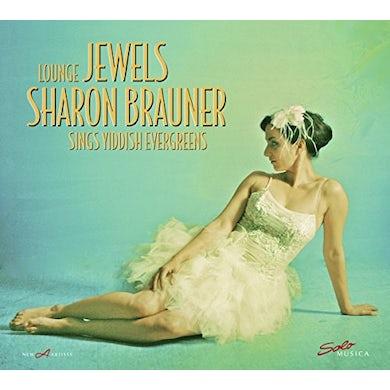 Ivanovici LOUNGE JEWELS: SHARON BRAUNER SINGS YIDDISH Vinyl Record