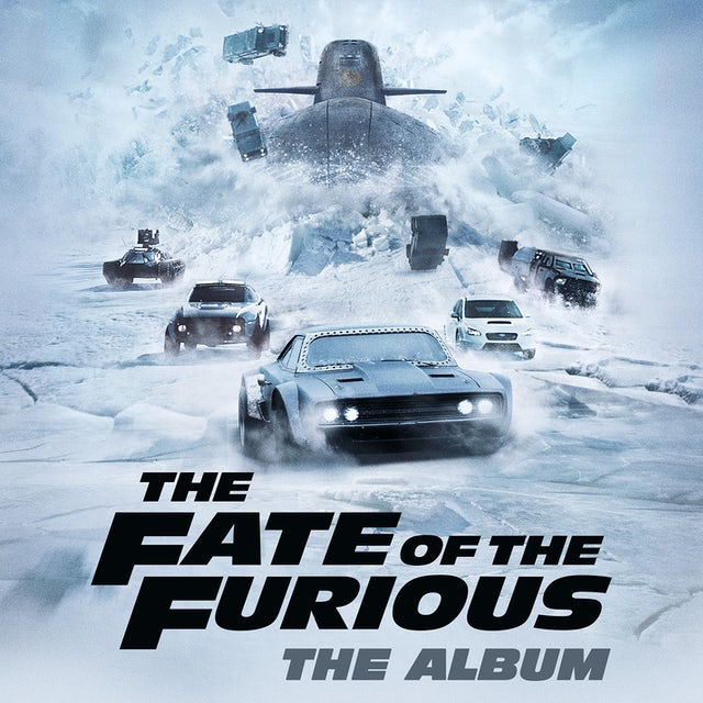 Fate Of The Furious: The Album / Various CD
