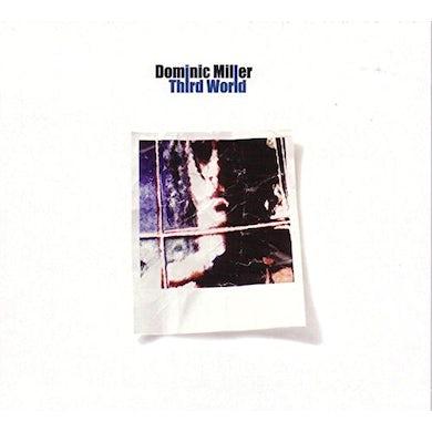 Dominic Miller THIRD WORLD CD