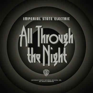 ALL THROUGH THE NIGHT (WHITE) Vinyl Record