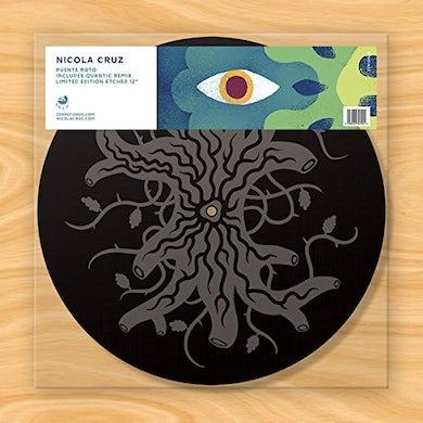 PUENTE ROTO (QUANTIC REMIX) Vinyl Record