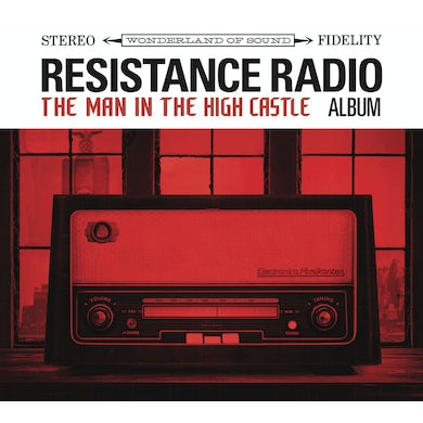 Resistance Radio: The Man In The High Castle / Var CD