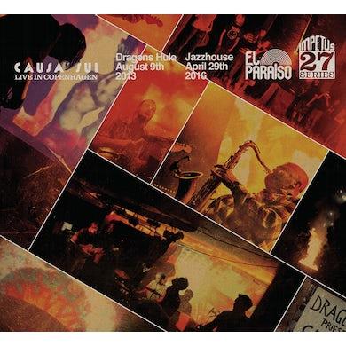 Causa Sui LIVE IN COPENHAGEN CD
