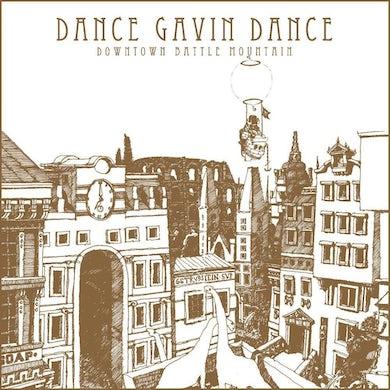 Dance Gavin Dance DOWNTOWN BATTLE MOUNTAIN Vinyl Record