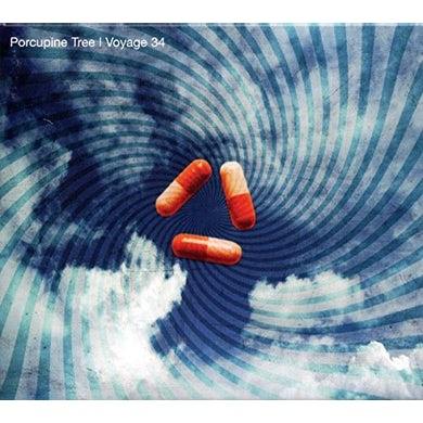 Porcupine Tree VOYAGE 34 CD