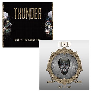 Thunder RIP IT UP CD