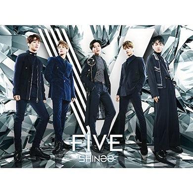 SHINee FIVE CD
