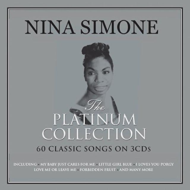 Nina Simone PLATINUM COLLECTION CD