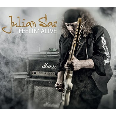 Julian Sas FEELIN ALIVE CD