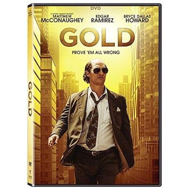 GOLD DVD