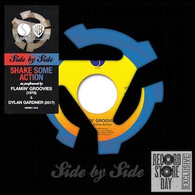 Dylan Gardner & Flamin Groovies SHAKE SOME ACTION Vinyl Record