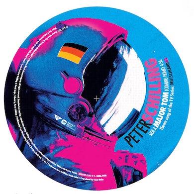 Peter Schilling MAJOR TOM Vinyl Record