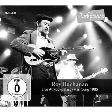 Roy Buchanan LIVE AT ROCKPALAST: HAMBURG 1985 CD