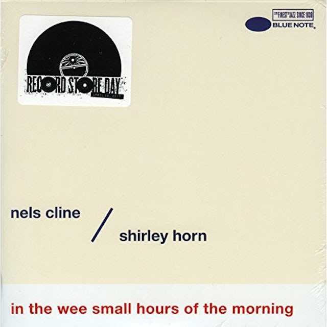 Nels Cline IN THE WEE SMALL HOURS OF THE MORNING Vinyl Record