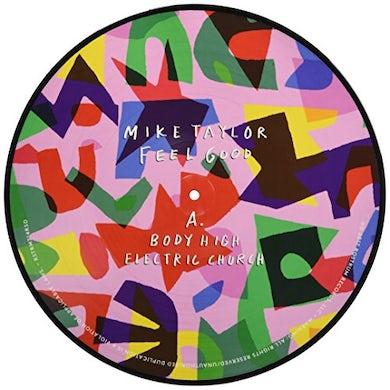 Mike Taylor FEEL GOOD Vinyl Record