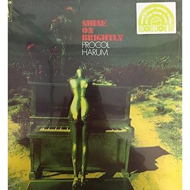 Procol Harum SHINE ON BRIGHTLY Vinyl Record