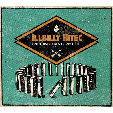Illbilly Hitec ONE THINGS LEADS TO ANOTHER CD