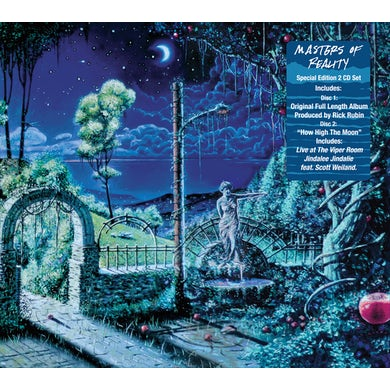 MASTERS OF REALITY CD