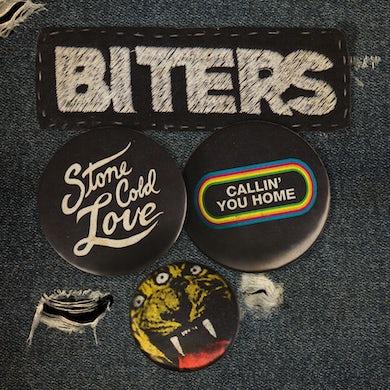 Biters STONE COLD LOVE / CALLIN YOU HOME Vinyl Record
