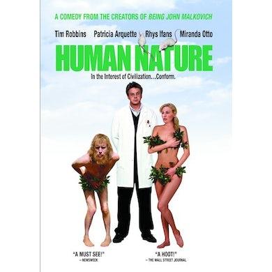 HUMAN NATURE DVD