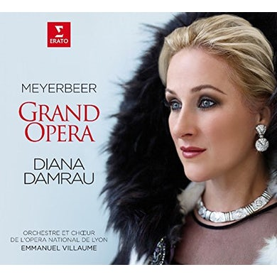 Diana Damrau MEYERBEER OPERA ARIAS CD