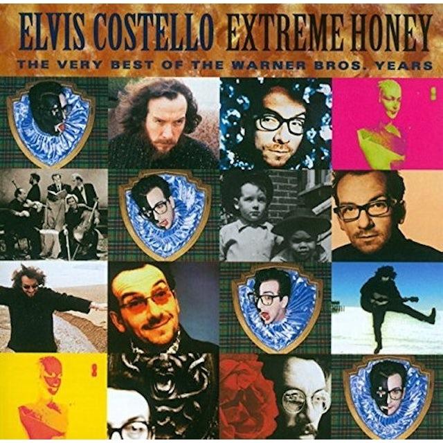 Elvis Costello EXTREME HONEY: VERY BEST OF CD