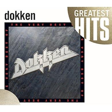 Dokken VERY BEST OF CD