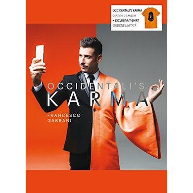 Francesco Gabbani OCCIDENTALI'S KARMA CD