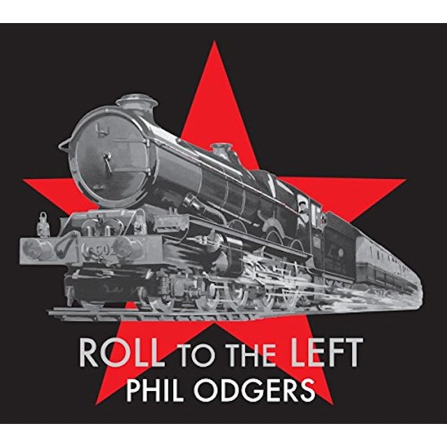 Phil Odgers ROLL TO THE LEFT CD