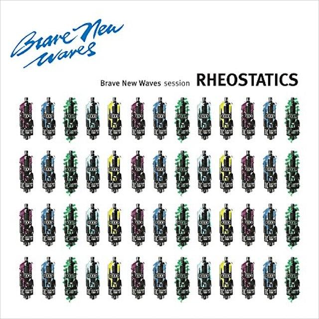 Rheostatics BRAVE NEW WAVES SESSION Vinyl Record