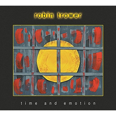 Robin Trower TIME & EMOTION CD