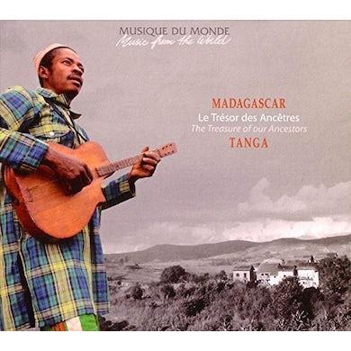 Tanga MADAGASCAR: TREASURE OF OUR ANCESTORS CD