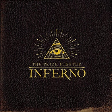 Prize Fighter Inferno MY BROTHER'S BLOOD MACHINE Vinyl Record