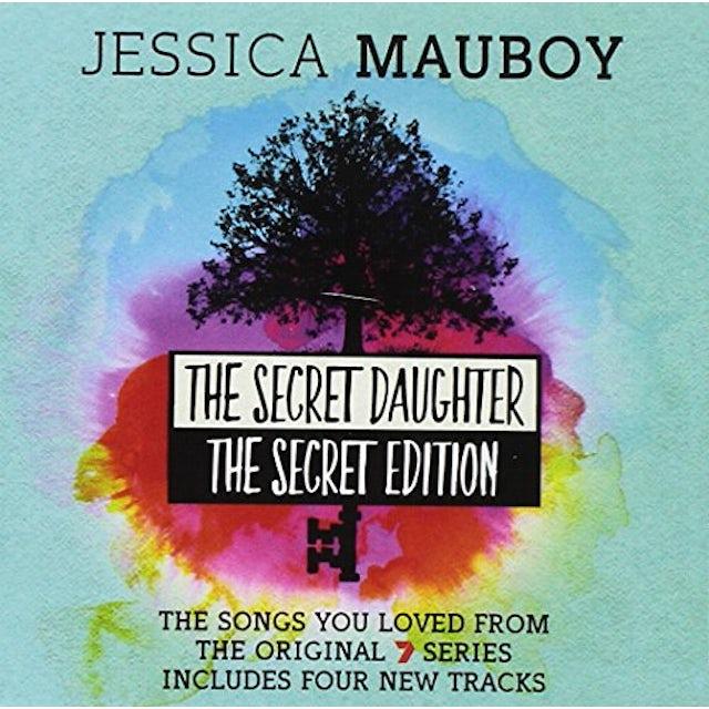 Jessica Mauboy SECRET DAUGHTER: OTV (THE SECRET EDITION) CD