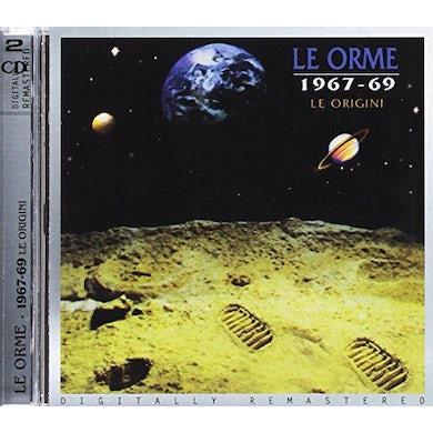 Orme ELEMENTI Vinyl Record