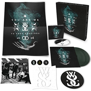 While She Sleeps YOU ARE WE CD