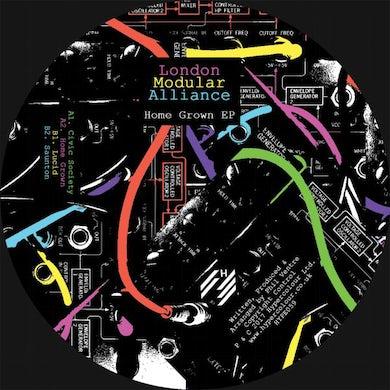 London Modular Alliance HOME GROWN Vinyl Record